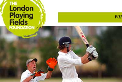 The London Playing Fields Society