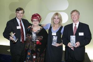 The BMAC winners celebrate