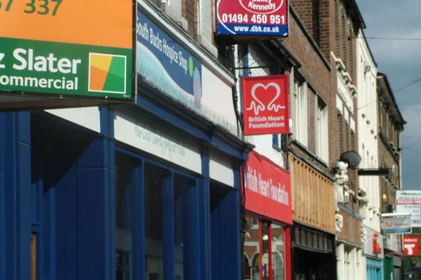Business rates: leaders voiced concerns
