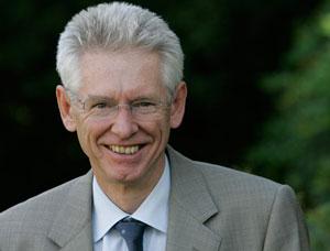 A knighthood for Graham Wynne