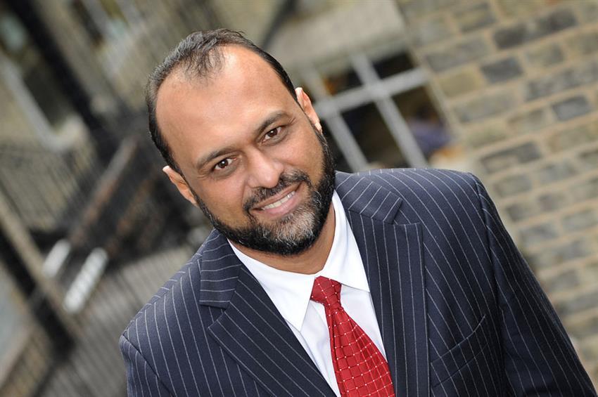 Javed Khan of Barnardo's