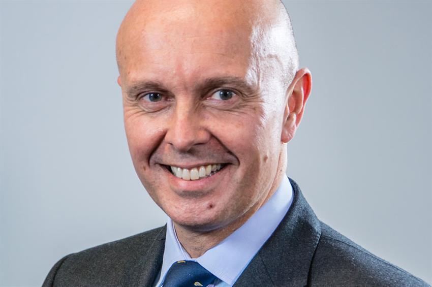 Simon Dukes, chief executive of Cifas