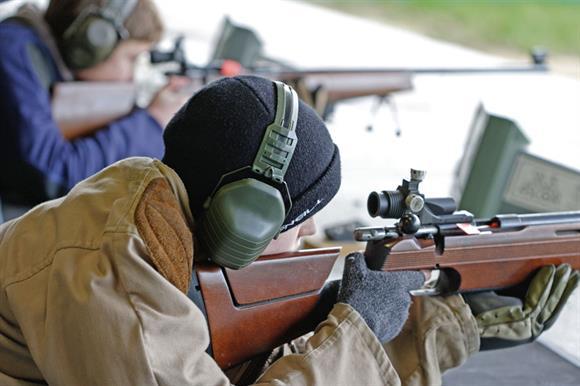 Target shooting: 'Not enough exertion'