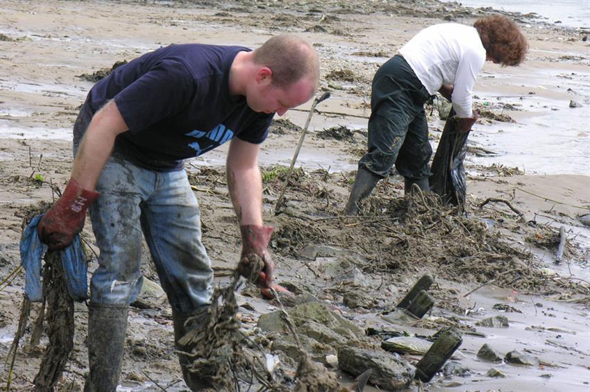 Volunteering: still the same core people