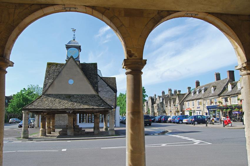 Witney: not yet a hotbed of social enterprise
