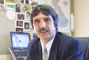 DCLG chief planner Steve Quartermain