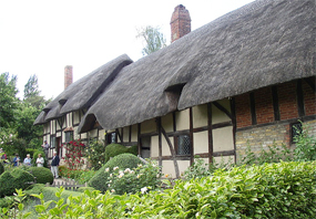 Anne Hathaway's Cottage: heritage site