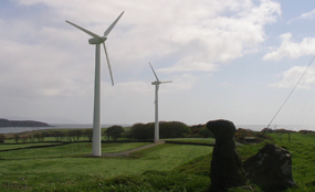 Only two-fifths of onshore wind schemes were approved last year, says RenewableUK