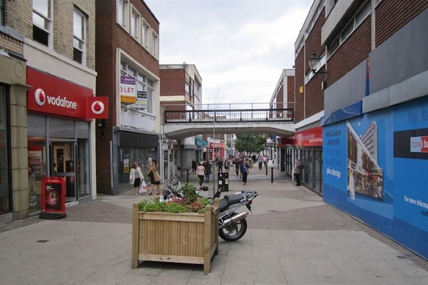 Altrincham, in the borough of Trafford - image: Rept0n1x (CC BY-SA 3.0)