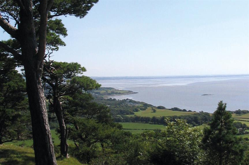 The view from Arnside Knott (pic: LANCASTER CITY COUNCIL)