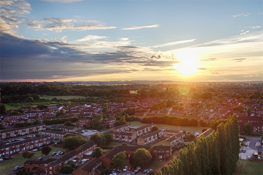 Aylesbury, where Buckinghamshire Council is based (Pic: Getty)