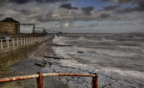 Saltcoats: Irvine Bay is one of three URC's set to lose funding for projects. Mike138 photo