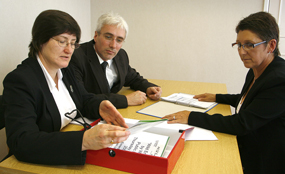 Decision-making: some councils do not meet targets. alancleaver2000 pic