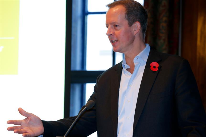 Planning minister Nick Boles addresses the seminar