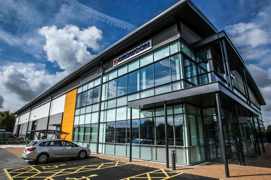Business parks: strategy aims for growth