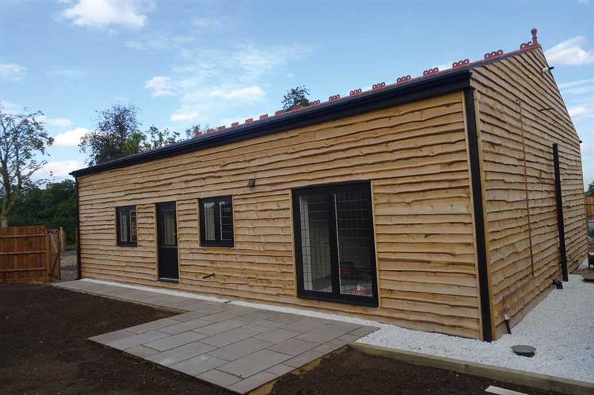 Barn conversion: guidance now stricter on changes allowed to enable residential use of agricultural buildings (Picture credit: Kernon Countryside Consultants Limited)
