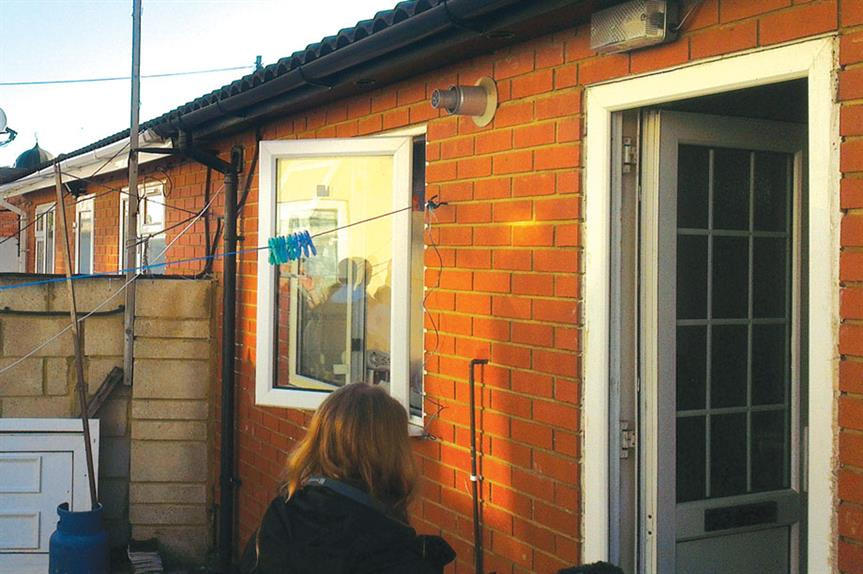 Beds in sheds: new £5m fund to help councils crack down