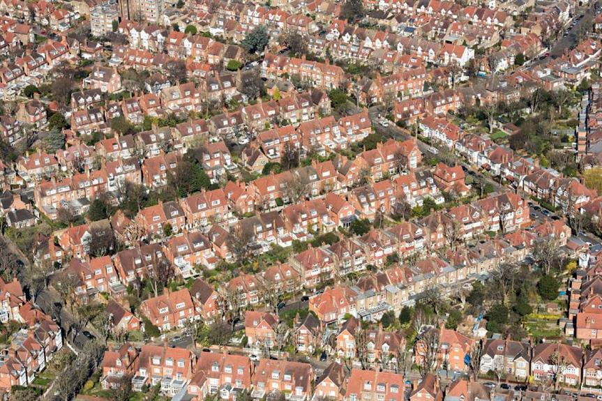London's suburbs will the Taskforce's initial focus - image: Getty