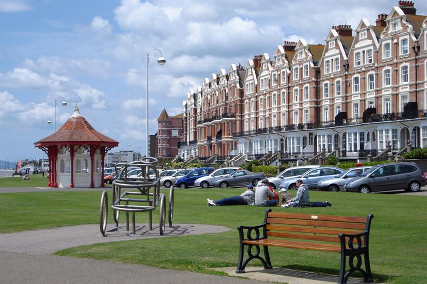 Bexhill-on-Sea, Rother district, Sussex. Pic: Diamond Geezer, Flickr