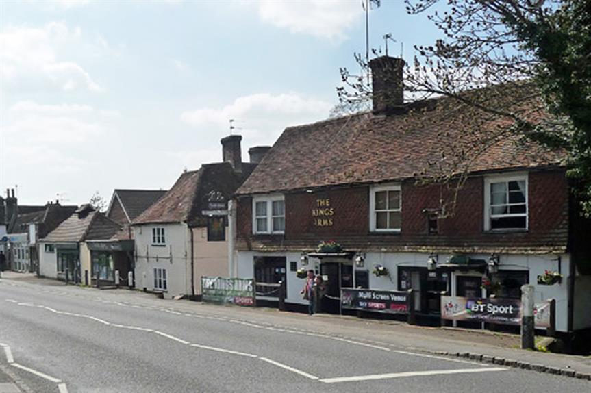 Billingshurst, West Sussex (pic: Stephen Richards via Geograph)