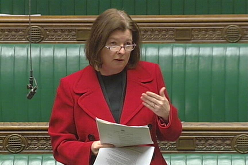 Shadow planning minister Roberta Blackman-Woods
