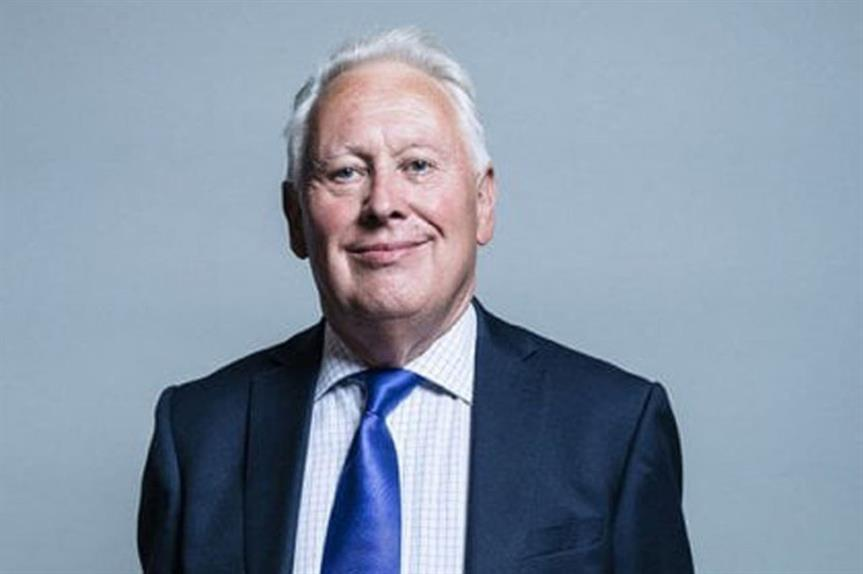 Sir Bob Neill. Image: UK Parliament