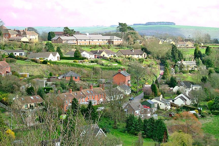 Gold Hill, Shaftesbury, Dorset. Pic: John Worsley UK, Flickr