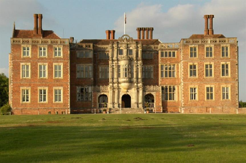 Bramshill House, Hampshire. Pic: Andrew Smith
