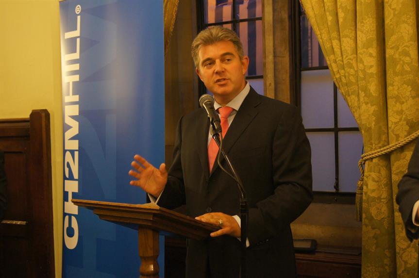 Planning minister Brandon Lewis