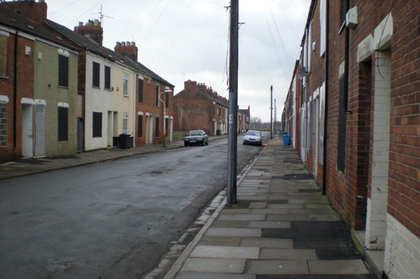 Cecil Street, Newington, Hull