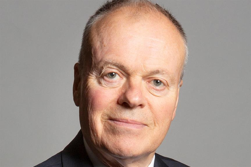 HCLG Committee chair Clive Betts MP (official parliamentary portrait)