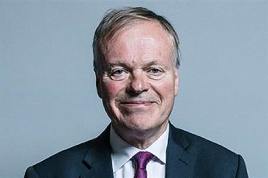 Clive Betts, chair of the Commons housing, communities and local government select committee. Pic: www.parliament.uk