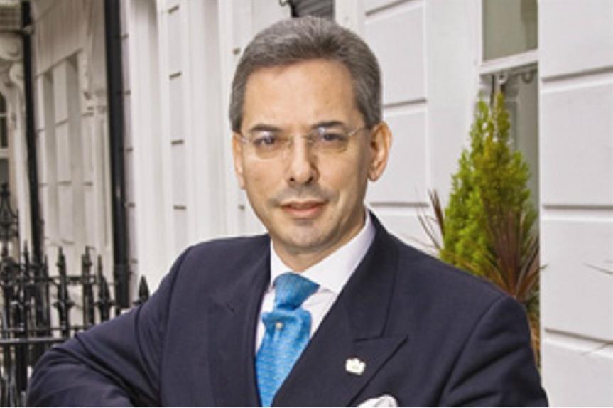 Former Westminster councillor Robert Davis