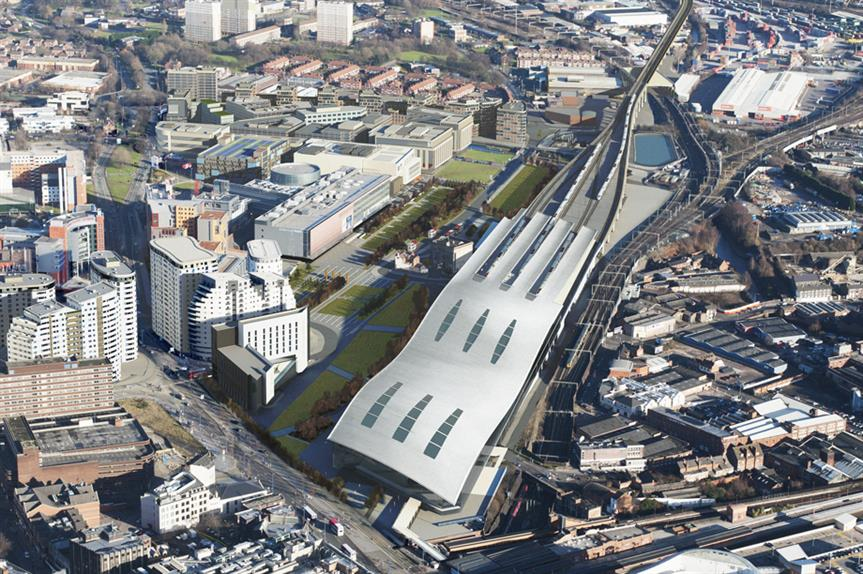 Curzon Street: land around the line could be seized for regenerative purposes