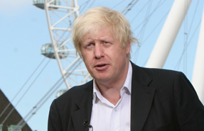 Johnson: will present the awards at a ceremony at City Hall on 31 January 2013
