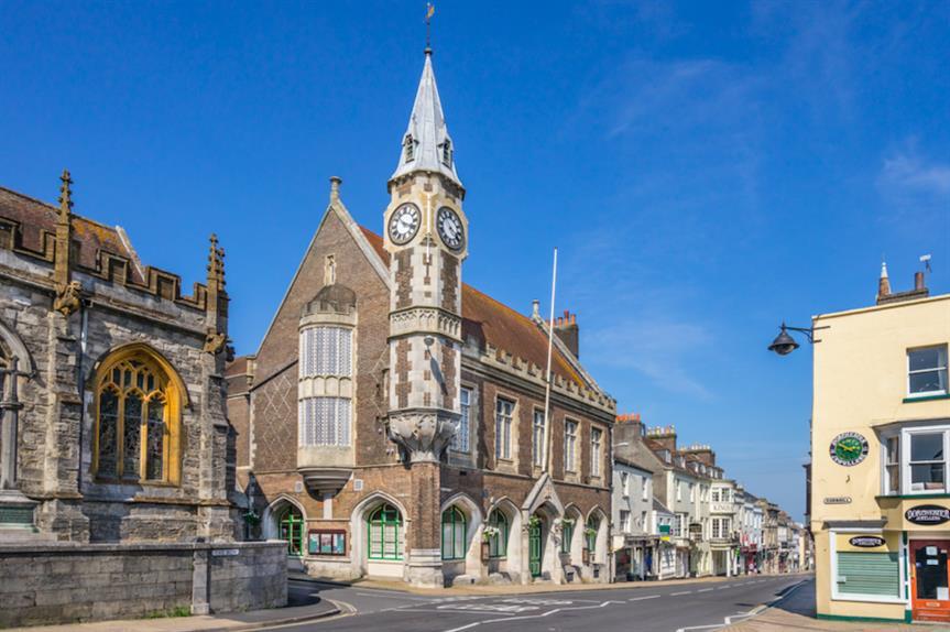 Dorchester Corn Exchange in Dorset (Pic: Getty)