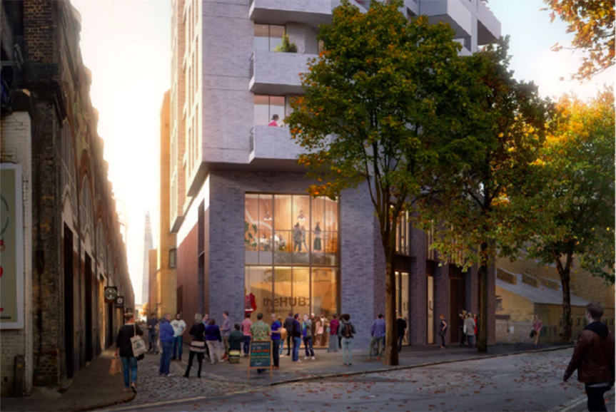 The Bermondsey Project, on which Ashurst has advised Grosvenor since 2013