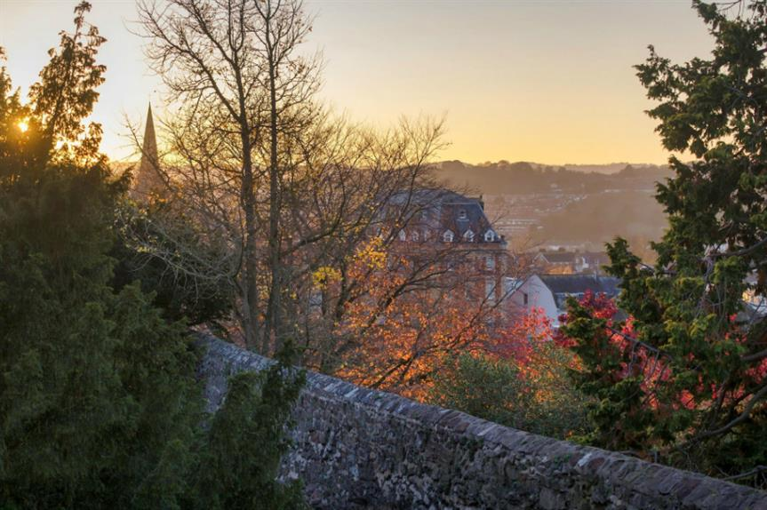 Exeter. Image: Alison Day / Flickr