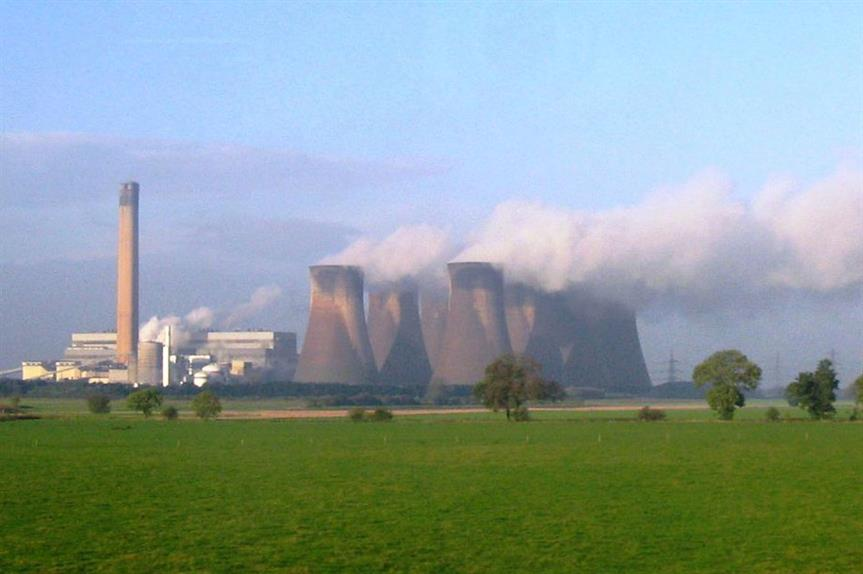 Ferrybridge power station (pic Chris Phillips via Flickr)