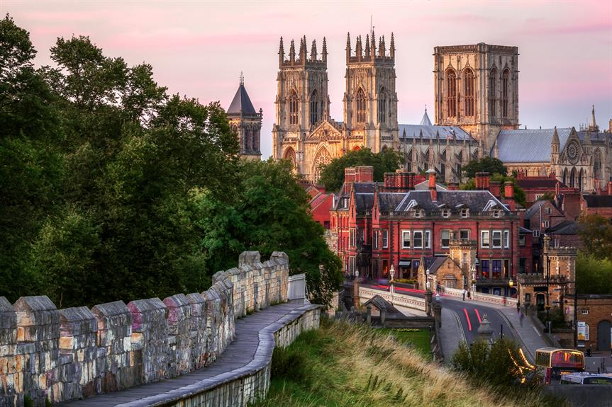 """York: the council has said it is """"fully committed"""" to progressing its local plan despite green belt concerns ©Getty Images"""