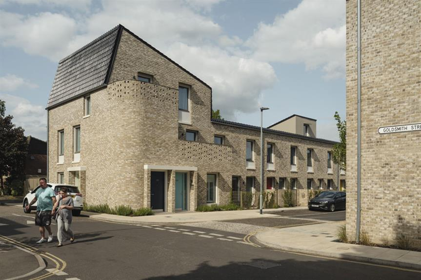 Goldsmith Street: Stirling Prize win