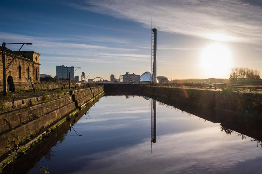 Graving Docks, Glasgow (pic: Ian Dick via Flickr)