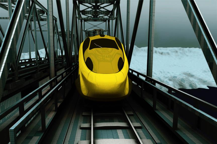 HS2: design panel appointed