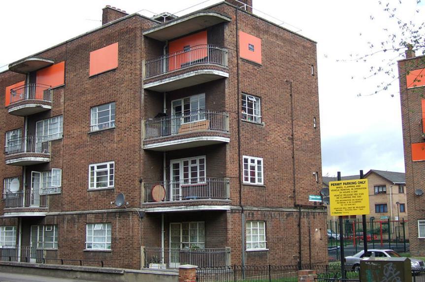 Social housing in Hackney. Image: Edward Betts