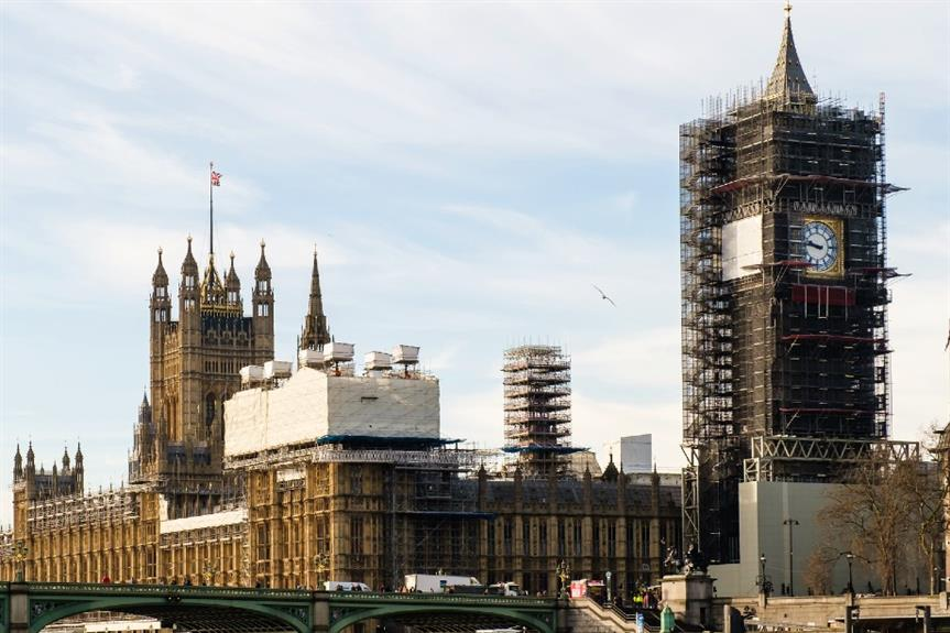 The Houses of Parliament - image: Allan Harris / Flickr (CC BY-ND 2.0)