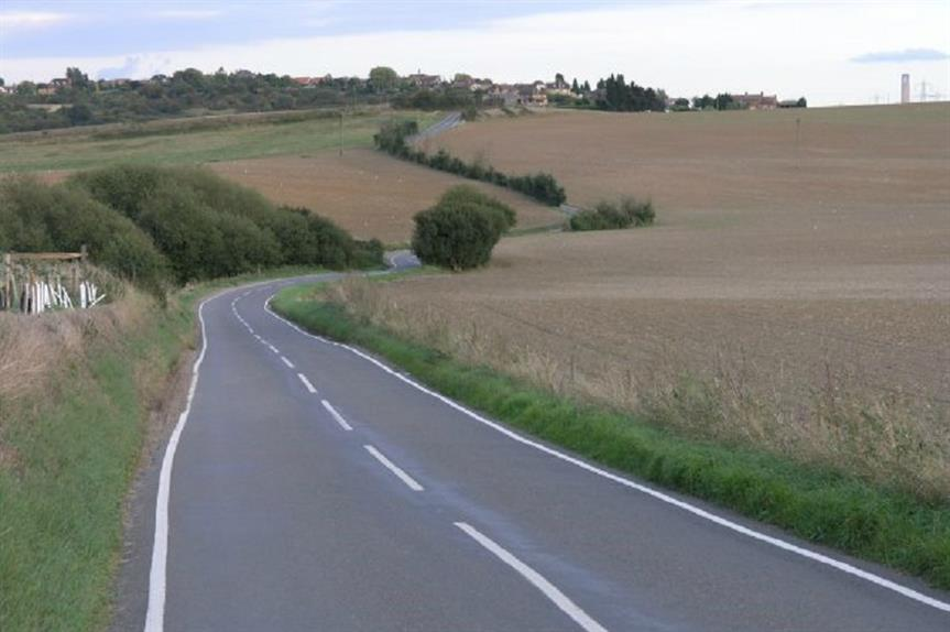 Infrastructure funding: Hoo Peninsula, Kent. Pic: Hywel Williams, Geograph.org.uk