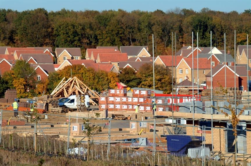 Housing: experts want large schemes included in NSIP regime