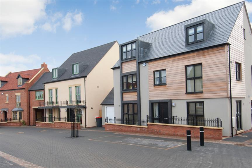 New homes: HCA has reported rise in affordable housing starts