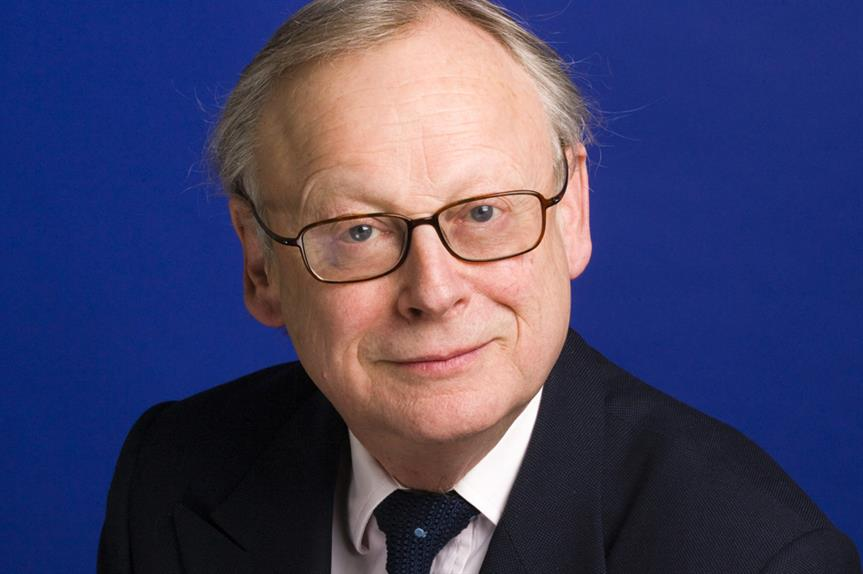 Committee on Climate Change chairman Lord Deben