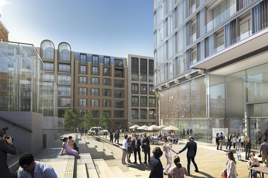 King Street: regeneration plans approved at planning applications committee last night